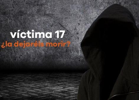 Víctima 17 (A DOMICILIO)